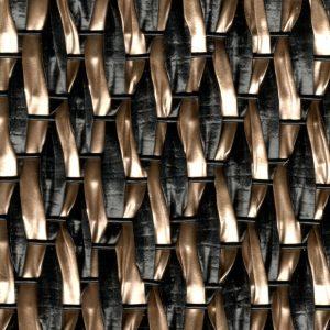 Moqueta Vinílica Trenzada Suvi Metallic C301